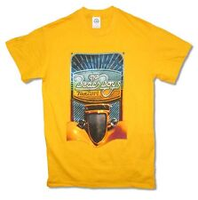 The Beach Boys Rays Mens Yellow T Shirt New Official Adult