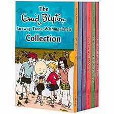 Enid Blyton Faraway Tree & Wishing Chair Collection Blyton