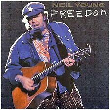 Freedom Neil Young CD