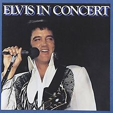 Elvis in Concert Elvis Presley CD