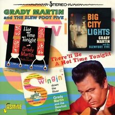 There'll Be a Hot Time Tonight / Swingin' Down the River / Big City Lights Grady