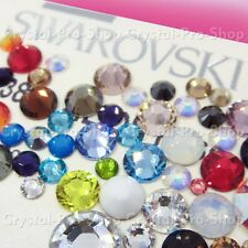 ss7 Genuine Swarovski ( NO Hotfix ) Crystal FLATBACK Rhinestones 7ss 2.2mm set4