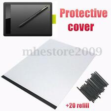 Surface Cover Protector For Wacom Bamboo Connect Pen Drawing Tablet CTL471/671