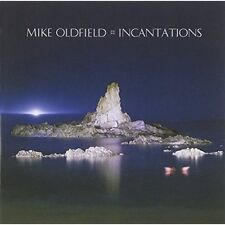 Incantations Mike Oldfield Audio CD
