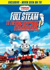 Thomas and Friends Full Steam to the Resuce Thomas The Tank Engine & New DVD