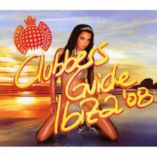 Clubbers Guide '08 Various Artists Audio CD