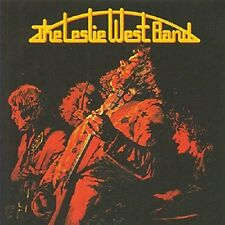 The Leslie West Band Self-Titled CD NEW SEALED 2008 Mountain