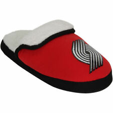 Portland Trail Blazers Women's Glitter Patch Slippers - NBA