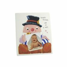 Aynsley Humpty Dumpty Flat Picture Frame, Multi-Colour