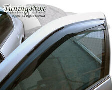 Fit Infiniti FX35 FX45 2004 2005 2006 2007 2008 4 Door 4pcs Wind Deflector Visor