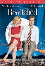 2005, DVD, Bewitched, Special Edition, Widescreen, Nicole Kidman, Will Ferrell