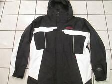 NWT MENS BLACK COLUMBIA  WINTER JACKET SIZE LARGE (#250)