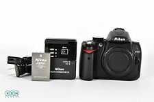 Nikon D5000 12.3MP DSLR Camera Body with Battery & Charger