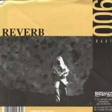 """REVERB (UK GROUP) Melting Into You 7"""" Yellow Pic Sleeve With Numbered Insert B/w"""
