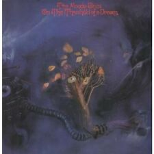 MOODY BLUES On The Threshold Of A Dream LP 13 Track Stereo Pressing In Booklet G