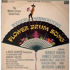 FLOWER DRUM SONG Motion Picture Soundtrack LP 14 Track Mono In A Flipback Sleeve