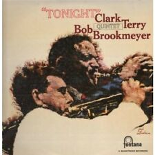 CLARK TERRY AND BOB BROOKMEYER QUINTET Tonight LP 10 Track Mono Pressing Black/s