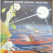 MOVING FINGERS Natural Selection LP 11 Track With Inner But Sleeve Has Seam Spli