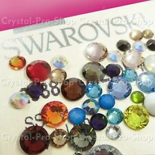 ss12 Genuine Swarovski ( NO Hotfix ) Crystal FLATBACK Rhinestone 12ss 3.2mm set8