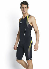SPEEDO - TRISUIT - TRI COMP MAN - SOJ15101 (09-899-3894) - TRIATHLON - BLACK/YEL