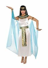 Ladies Womens Cleopatra Costume for Egyptian Fancy Dress Outfit
