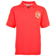 TOFFS Spain 1982 World Cup Retro Football Shirt Size 6XL