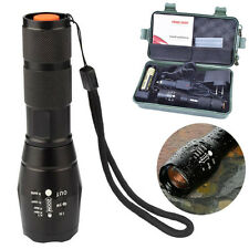 Bright 5000LM G700 X800 ShadowHawk CREE XML T6 LED Flashlight Torch ZOOMABLE Lot