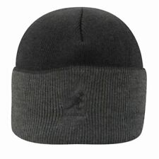 Kangol Men's Cuff Pull-On Cap Beanie Hat (One Size Fits Most)