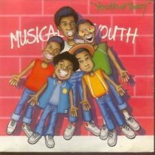 "MUSICAL YOUTH Youth Of Today 7"" B/w Gone Straight (you2) Pic Sleeve UK Mca 1982"