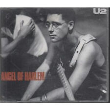 U2 Angel Of Harlem CD 3 Track Pic Disc B/w A Room At The Heartbreak Hotel And Lo