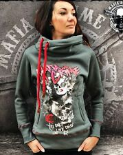 Mafia & Crime Only Onces Grey Women'S Sweatshirt Hoodie XS S M L XL 356