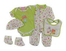 Take Me Home Newborn Girls Butterfly 5pc Layette Set Size 0/3M 6/9M $22
