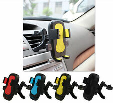 Samsung Mobile Phone Car Air Vent for iPhone Holder Stand Mount Cellphone Cradle