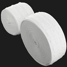 2 Lengths 10/50m Roll Curtain Heading Header Tape~Pencil Pleat 75mm(3 Inch) Wide