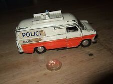 DINKY TOYS FORD TRANSIT VAN POLICE ACCIDENT UNIT No 287 RARE DIECAST MODEL