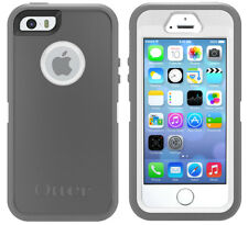 NEW! OtterBox Defender Case for iPhone 5S & 5 with Holster - Works with Touch ID