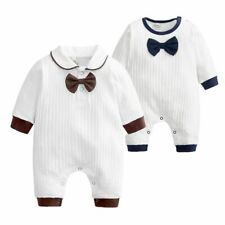 2PCS Kids Baby Boy Girls Long Sleeve T-shirt tops +Pants Outfits Set Clothes
