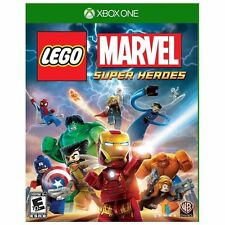 LEGO Marvel Super Heroes (Microsoft Xbox One, 2013) Birthday Toy