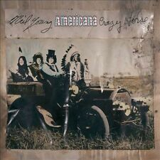 Neil Young & Crazy Horse Americana CD 2012