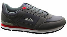 ELLESSE (ITALIA) FABBIANO D RUNNER LOW MENS TRAINER MRRP £64.99 SAVE 50%
