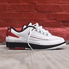 NIKE AIR JORDAN 2 RETRO LOW CHICAGO RED SIZE 8 9 10 11 12 13 OCTOBER Q54