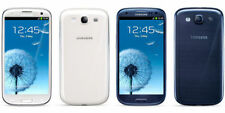 "3 Colors 4.8"" Samsung Galaxy SⅢ I9300 16GB 8MP GPRS 3G Unlocked Radio Phone"