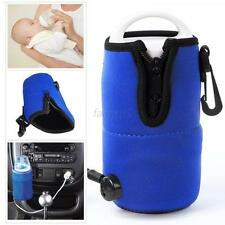 Portable DC 12V In Car Baby Bottle Heater Food Milk Travel Cup Warmer Heater