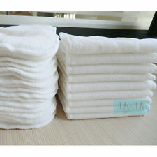 Washable Insert Baby Cloth Diaper Nappy Liners Inserts-100% microfiber