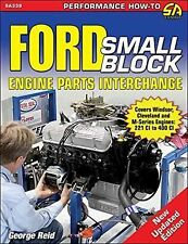 Ford Small-Block Engine Parts Interchange~221 260 289 302 351W 351C 400/351M~NEW