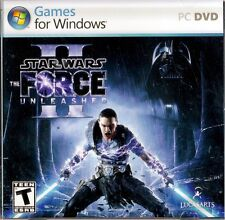 Brand New Computer PC Video Game: STAR WARS - FORCE UNLEASHED II - 2
