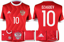 *2017 -ADIDAS; RUSSIA CONFEDERATIONS CUP HOME SHIRT SS / DZAGOEV 10 =KIDS SIZE*