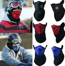 Winter Neoprene Neck Warm Face Mask Veil Sport Motorcycle Ski Bike Biker JT11