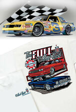 Monte Carlo SS T-Shirt - Chevrolet 350 SS454 NASCAR 70 71 72...84 85 86 87-2007