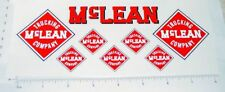 Smith Miller McLean Private Label Stickers       SM-056